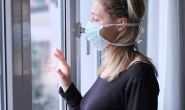 Augusto Galateo y el miedo a salir de casa en medio de la pandemia de Covid 19