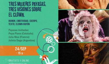 Gladis Contreras y una nueva edición de Festi Clown en primavera