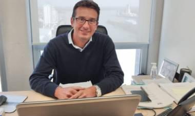 """Jorge Tarchini: """"La idea es facilitar el pago a los sectores ligados a la producción"""""""