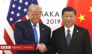 Cristian Riom nos habla de la relación de dos gigantes: Estados Unidos y China