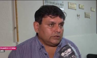 Edgardo Coria y la preocupación de los empleados de Comercio en la celebración de su día