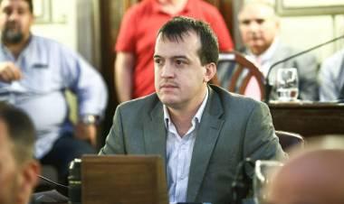 """Joaquín Blanco: """"Hay que desentrañar la trama de fiscales, juegos clandestinos, policía y factores de poder"""""""