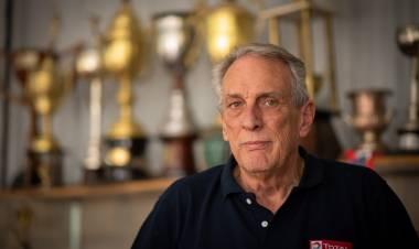 Juan María Traverso una leyenda del automovilismo argentino
