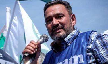 Claudio Leoni y una nueva semana de protestas de los trabajadores municipales en la provincia