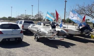 Romeo Angelucci y la problemática de los clubes náuticos que siguen prohibidos