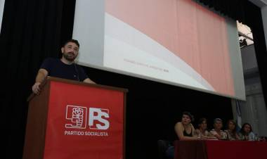 Pablo Farías y la dura crítica del socialismo a la gestión de Omar Perotti
