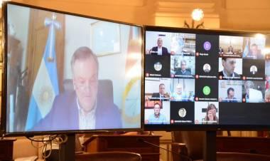 """Es Ley la """"Emergencia Provincial del Sector Turístico y otros afectados por la pandemia"""" impulsada por el Senador Michlig"""