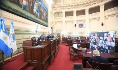 Fabián Bastia y la suspensión del fiscal Mauro Blanco y la remoción  de Gustavo Ponce Asahad