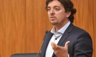 Gonzalo Sozzo y el proyecto de ley obre cambio climático