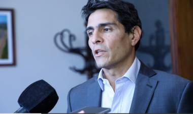 Martin Avalos y los detalles del proyecto de la  ley tributaria en la provincia