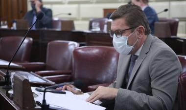 Proyecto de Ley del Senador Rodrigo Borla para la creación de un juzgado de primera instancia de familia en San Justo