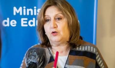 La ministra Cantero se refirió a la revocación de 500 titularizaciones docentes consideradas irregulares