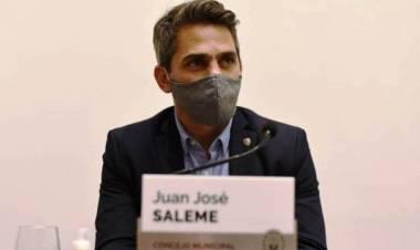 Juan José Saleme y la mirada del justicialismo respecto del presupuesto 2021