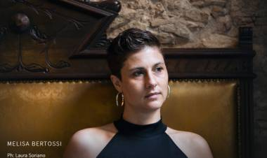 Melisa Bertossi, una saxofonista santafesina trotamundos
