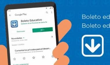 Oscar Martínez pide la implementación inmediata del boleto educativo