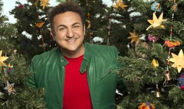 Diego Topa y el anticipo de una Navidad especial