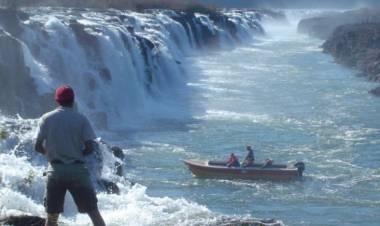Hoy junto a Jorge Peroni conocemos los Saltos del Moconá