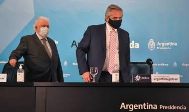 """Matías Batista: """"El repunte de la economía está atada a la aparición de la vacuna""""."""