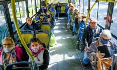 Santiago Corzo y un estudio de la propagación del Covid 19 en el trasporte público de pasajeros