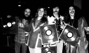 BLACK SABBATH reeditan su Álbum Platino de 1972 'VOL.4'