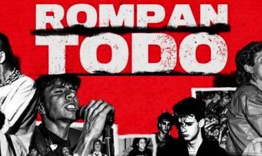 Netflix estrena «Rompan todo: La historia del rock en América Latina»