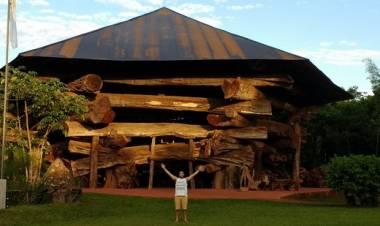 Jorge Peroni nos lleva a conocer la Aripuca de Puerto Iguazú