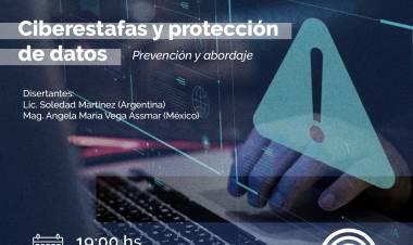 Continúa el ciclo sobre ciberseguridad en el Concejo Santa Fe