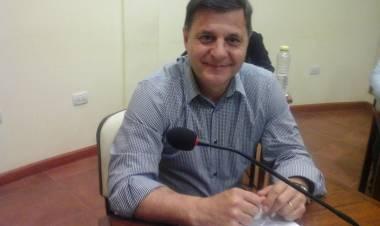 Hugo Morzán y los aumentos en la tarifa de Aguas Santafesina