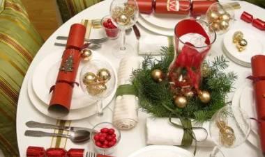 Vení a disfrutar de la mesa de nochebuena y Navidad en Nicanor Restó