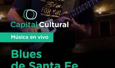 Se estrena Blues en la Ciudad una coproducción junto al municipio santafesino