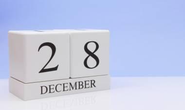 Efemérides de música de este 28 de diciembre