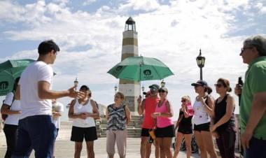 """""""Mi ciudad como turista"""": vuelven los paseos guiados por Santa Fe"""