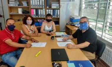 Santa Fe Más: la Provincia firmó convenio con la Central de Trabajadores
