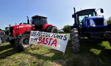 Marcelo Banchi y la decisión del cese de comercialización de cereales