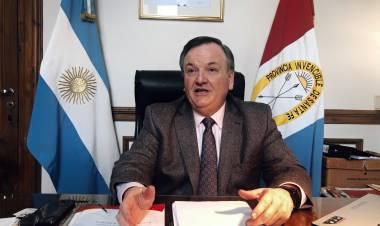"""Michlig: """"El Departamento San Cristóbal tienen asignado para el año 2021 alrededor de $150 millones del Fondo de Obras Menores"""""""