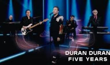 Duran Duran estrenó el videoclip de «Five Years», su homenaje a David Bowie