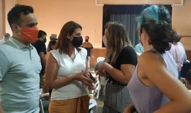 """Florito: """"La Red de Vecinales muchas veces reemplaza el trabajo del Ministerio de Seguridad"""""""