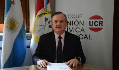 Senadores de la UCR proponen un descuento en las boletas de patente y que se compense a los Municipios y Comunas