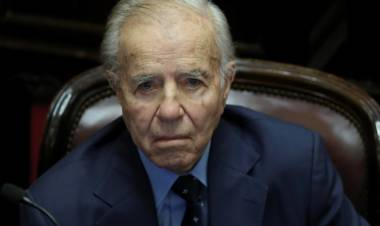 Murió el ex presidente de la Nación Carlos Saúl Menem