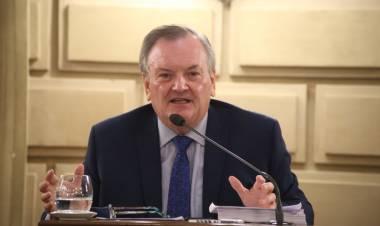 El Senador Michlig solicitó al Gobierno Provincial que llame a licitación pública para la obra de cloacas de Arrufó