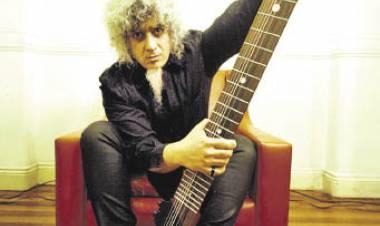 Pablo Gigliotti, músico santafesino de una basta trayectoria