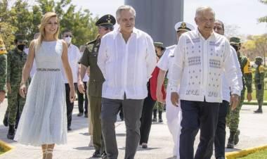 Cristian Riom y el balance de la visita de Alberto Fernández a México