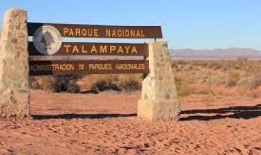 Jorge Peroni nos lleva a conocer el Parque Nacional Talampaya