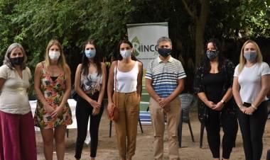 Silvio González presentó la Guardia Institucional de Género y Niñez