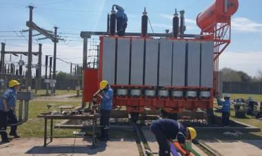 El Senador Michlig reclamo por numerosas obras energéticas para el Departamento San Cristóbal
