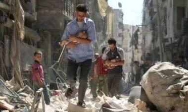 Cristian Riom analiza en su panorama internacional la guerra de Siria a 10 años de su inicio