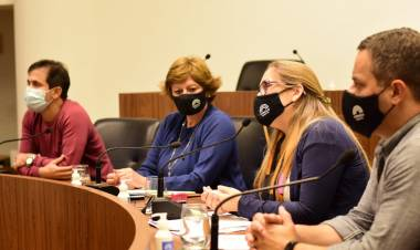 Ley Micaela: el Concejo realizó una nueva capacitación