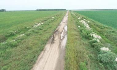 El Senador Michlig reclamó obras viales en rutas y caminos provinciales muy deteriorados