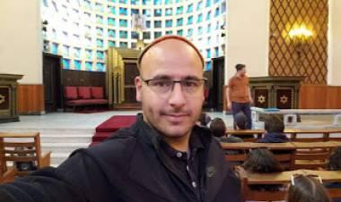 Iosi Przepiorka nos cuenta del Conversatorio Interreligioso en Santa Fe