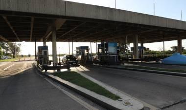 Semana Santa: Santa Fe y Entre Ríos reforzarán los controles sanitarios en sus accesos por el Túnel Subfluvial